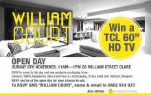 William Court Open Day