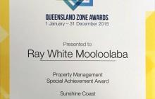 PM award 2015