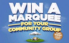 Win a Marquee