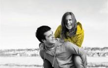 laughing-man-woman-yellow