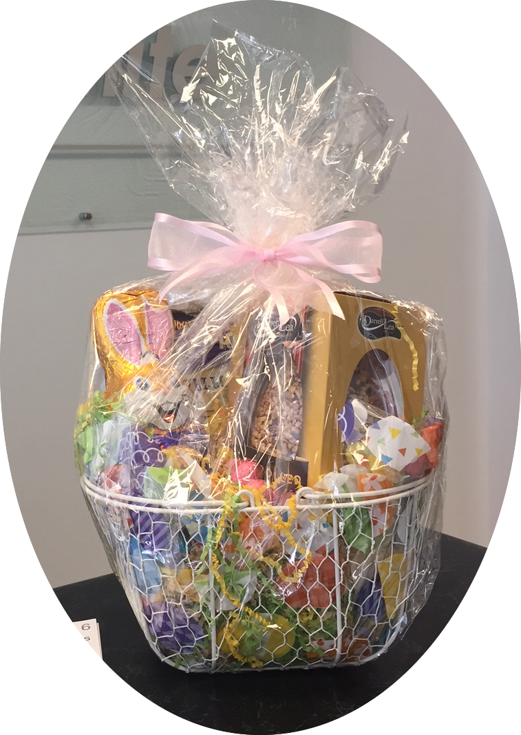 Easter in a basket to go news ray white mackay city easter hamper prize negle Images