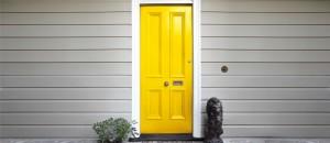 Ray White Door