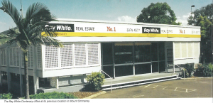 Ray White Centenary previous office