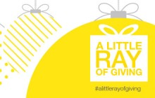 Facebook cover image - A little Ray of giving 2015 - Ray White AUS & NZ