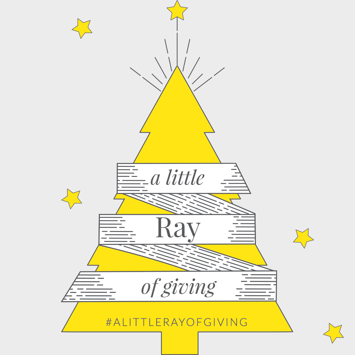 a little Ray of giving 2017