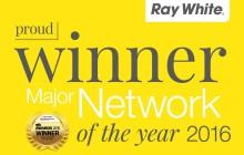 major network winner
