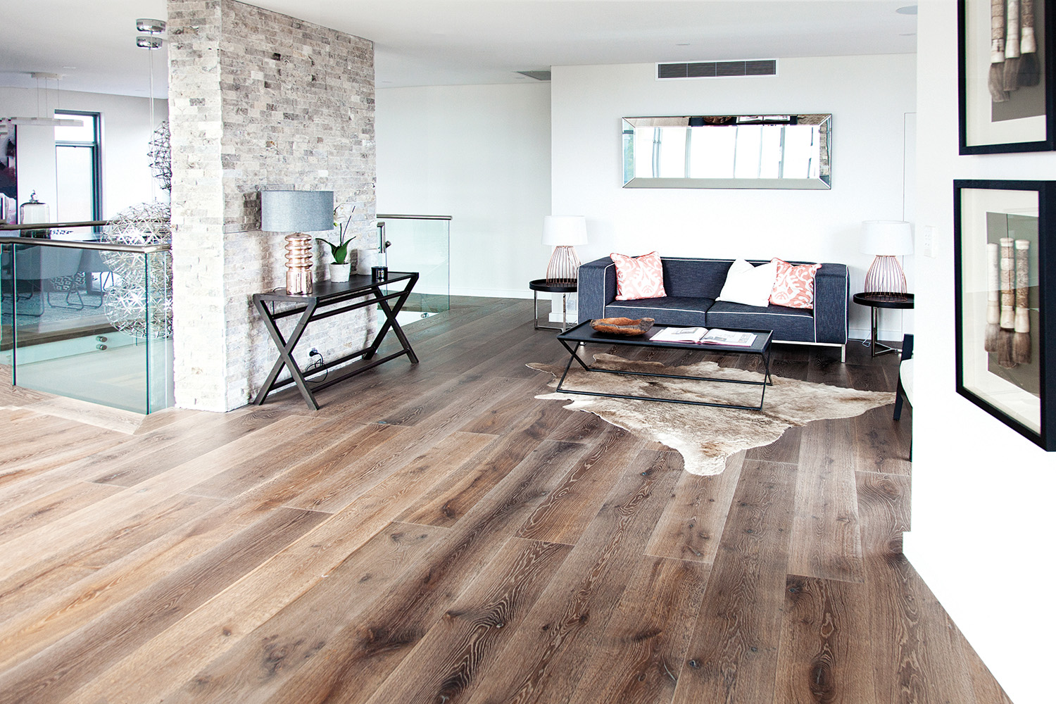 TAKE THE FLOOR ADD WOWFACTOR TO YOUR HOME WITH THE LATEST TRENDS - What is the latest trend in flooring