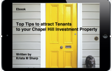 eBook Top Tips to Attract Tenants for Chapel Hill & Kenmore, Qld