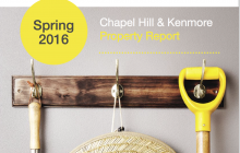 Market Update Chapel Hill & Kenmore Spring 2016