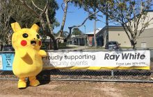 Ray White Forest Lake Pikachu