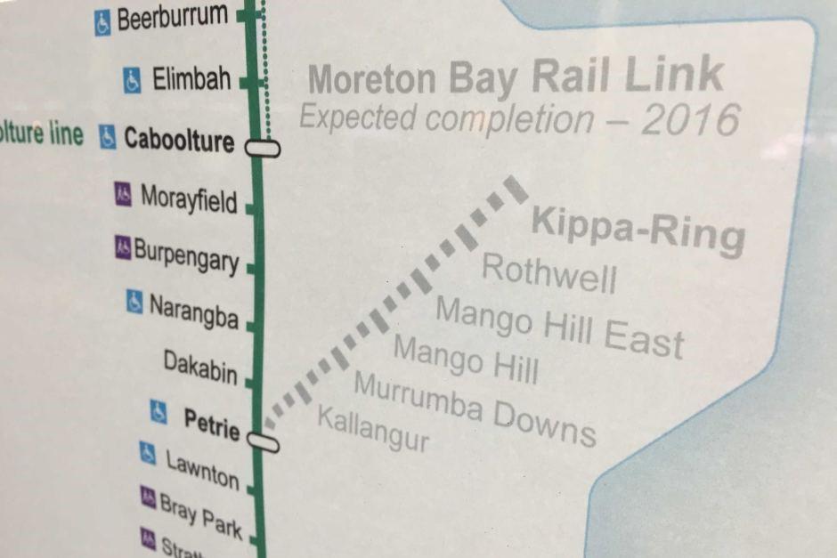 Moreton Bay rail link - pic