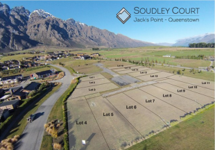 Soudley Court sections for sale - Jacks Point