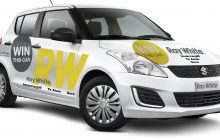Zip A Way With This Suzuki Swift This Summer