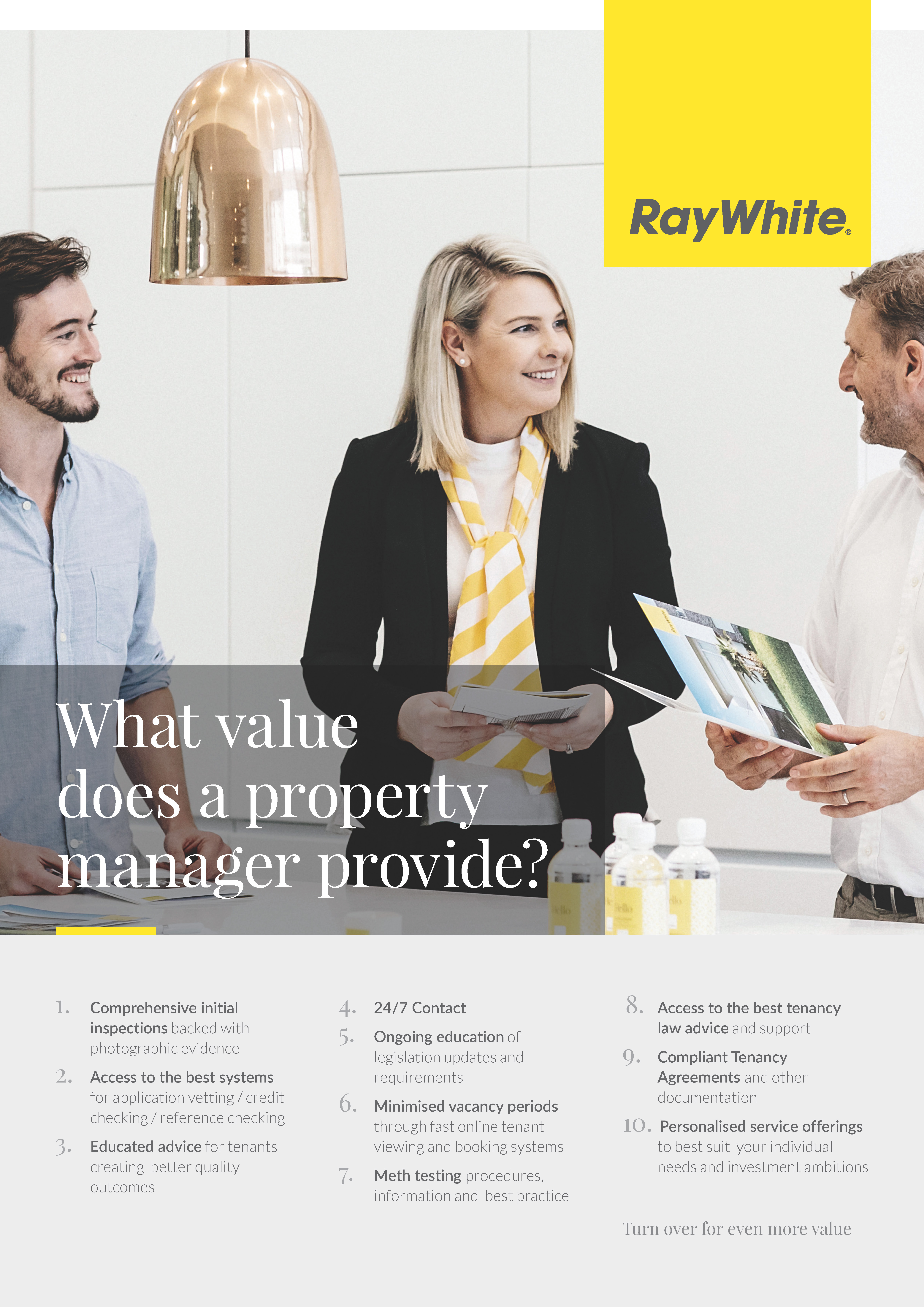 Meet Our Property Management Team - Rent - Ray White