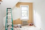 room under renovation (painting)